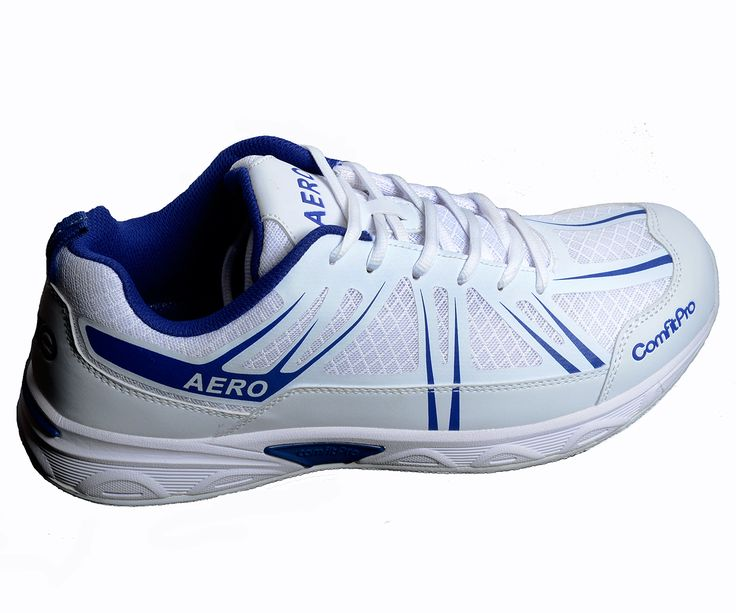 Aero Active men's lawn bowl shoe. Available from Accuratelawnbowls.com