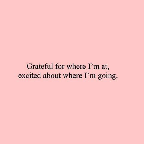 Affirmations | mindset tips | Gratitude