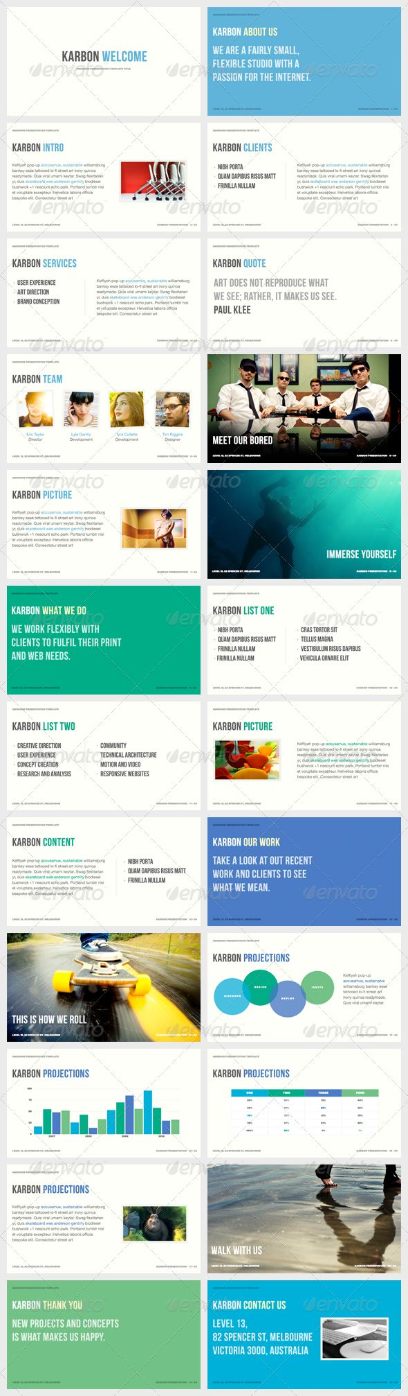 106 best presentation design images on pinterest presentation karbon keynote presentation template keynote designppt toneelgroepblik Image collections