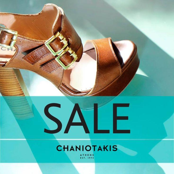 Εδώ έχουμε εκπτώσεις!!! http://tinyurl.com/za5xlvx #sale #summer2016 #chaniotakis