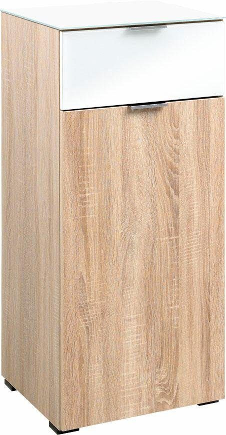 CS Schmal Glas-Deckel braun, »Solo«, FSC®-zertifiziert Jetzt bestellen unter: https://moebel.ladendirekt.de/wohnzimmer/schraenke/sideboards/?uid=b52bd857-2988-5e08-aff1-5142fd5d273d&utm_source=pinterest&utm_medium=pin&utm_campaign=boards #schraenke #wohnzimmer #sideboards #glasdeckel