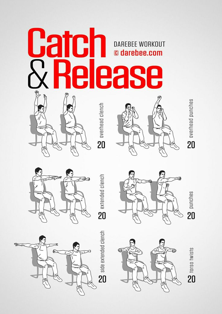 10 best Office Workouts(NO Equipments) images on Pinterest ...