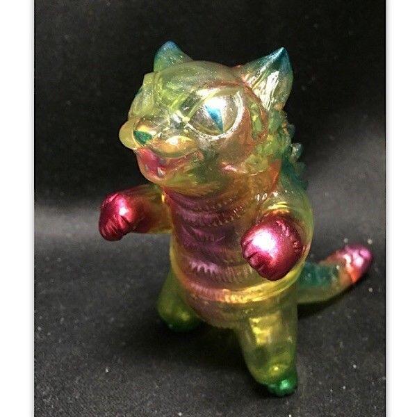 NEGORA Custom by Mark Nagata Konatsu × Max Toy cat sofubi sofvi figure Japan F/S #KonatsuMaxToy
