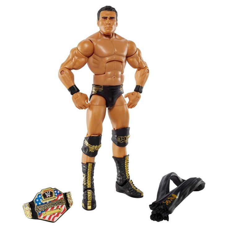 Wwe Elite Collection Alberto Del Rio Elite Action Figure - Series #43
