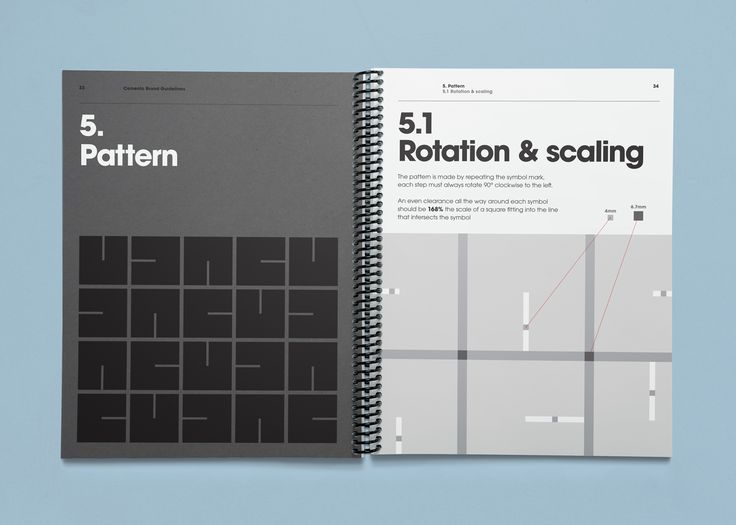 Brand Books & Guidelines – Cement by S–T, United Kingdom