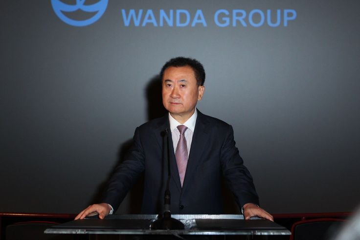 BREAKING: It's official. Chinese conglomerate Dalian Wanda Group just announced that it has agreed to acquire a majority stake in Legendary Entertainment in a deal that is valued at $3.5B. Wanda Gr...