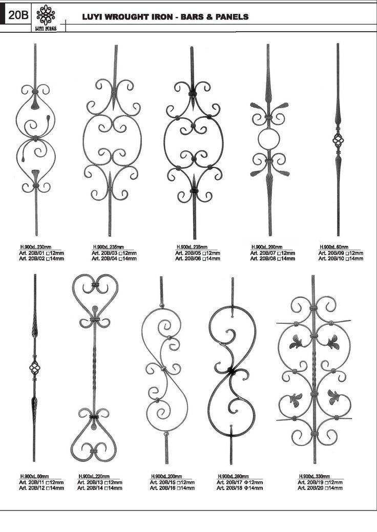 1000 images about design wrought iron bronze cast. Black Bedroom Furniture Sets. Home Design Ideas