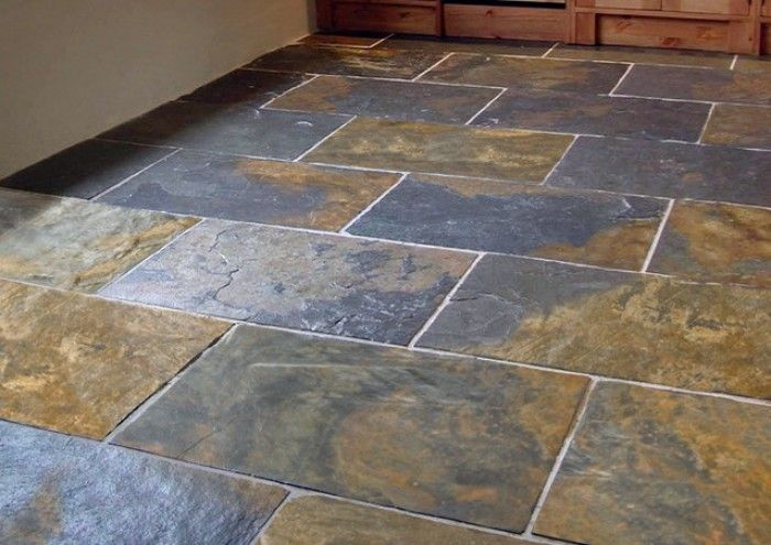 Bathroom Floor Tiles Natural Stone : Best images about flooring ideas on