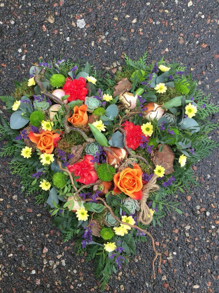 Oasis hjerte til kirkegård