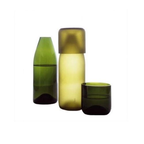 Transglass Lidded Carafe