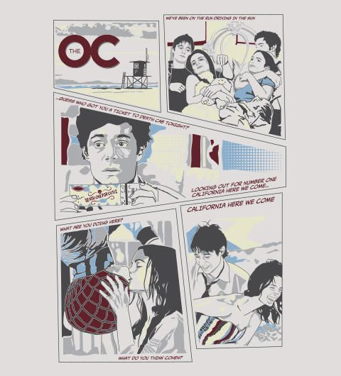 The OC illustration