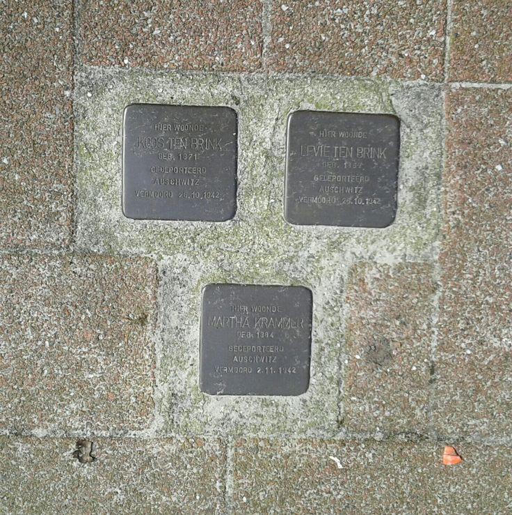 Jews from Emmen/NL deported to Auschwitz