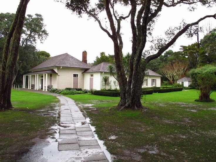 Busby's House/ Treaty House, Waitangi