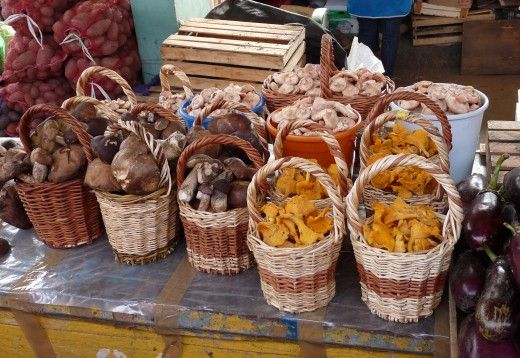 From: make money from your small farm. 26 ways to make your small farm profitable. Sell gournet and medicinal mushrooms  / / CC-BY-SA-2.0