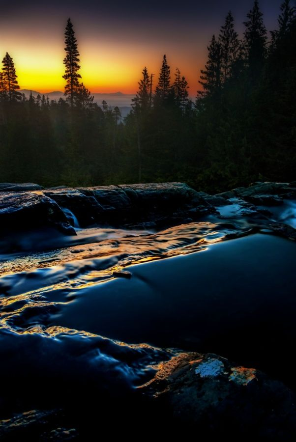 Mountain Dawn Sunrise Ketchikan Alaska By Carlos Rojas Alaska The Last Frontier
