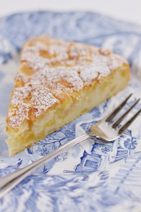 Pura Passione - Torta di mele e yogurt