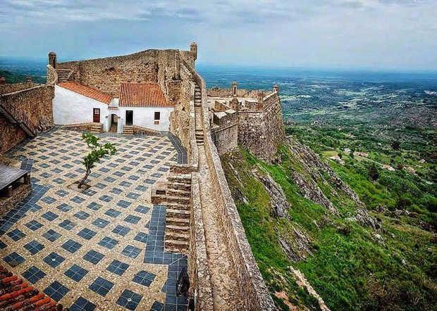 As 5 vilas mais bonitas de Portugal: Marvão