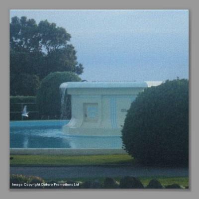 Tom Parker Fountain