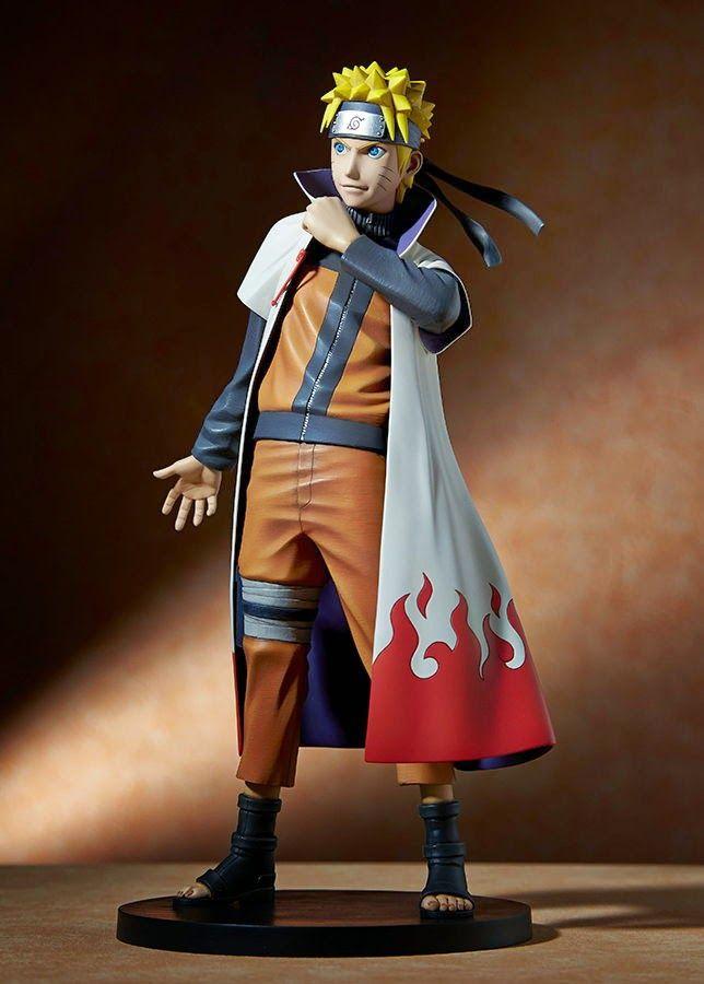 Exclusive 1 6 Naruto Collectable Figure At 2014 Comic Con