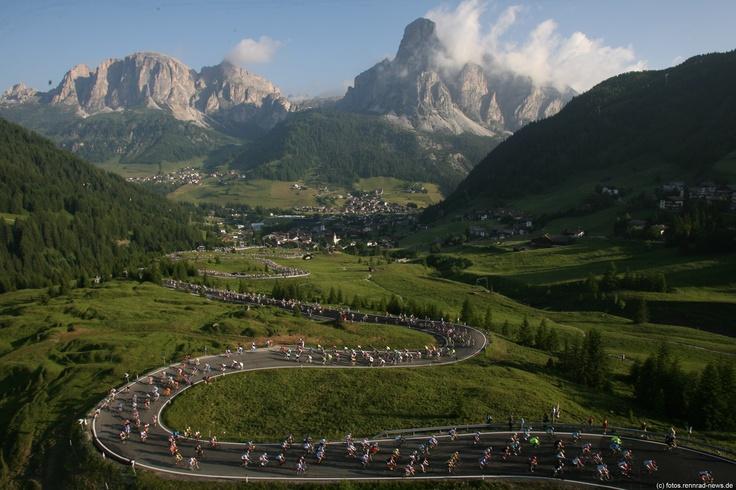 Maratona dles Dolomites in Südtirol - das Event für alle Biker!