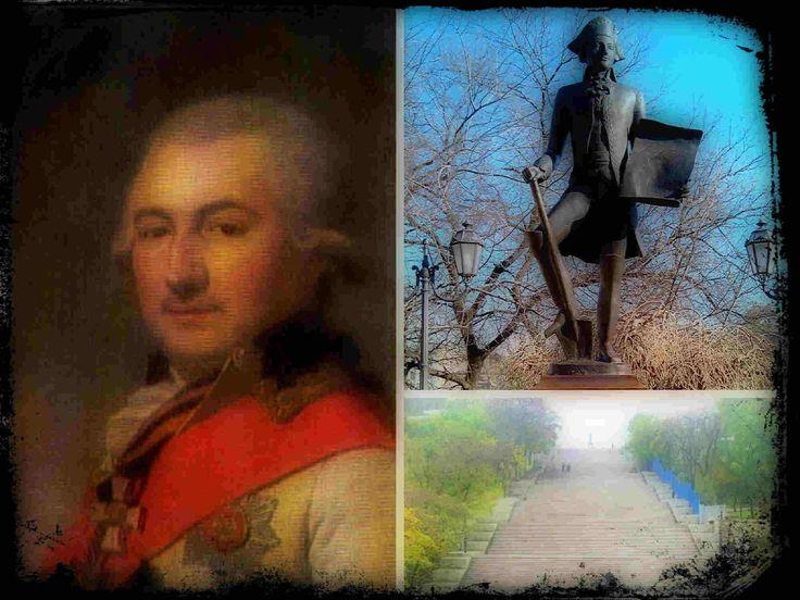 """Una de las calles más importantes de la ciudad ucraniana de Odesa tiene por nombre """"Deribasovskaya"""" en honor de su fundador José Pascual Domingo de Ribas"""