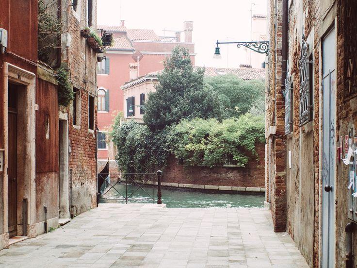 """""""Venice is a fish"""" by Giulia Guzzardi"""