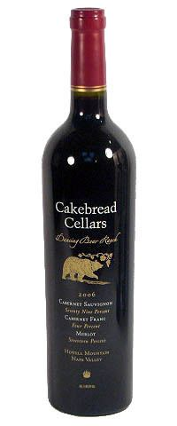 Just had the 2010 Cakebread Cellars Dancing Bear Ranch Howell Mountain-so worth it!