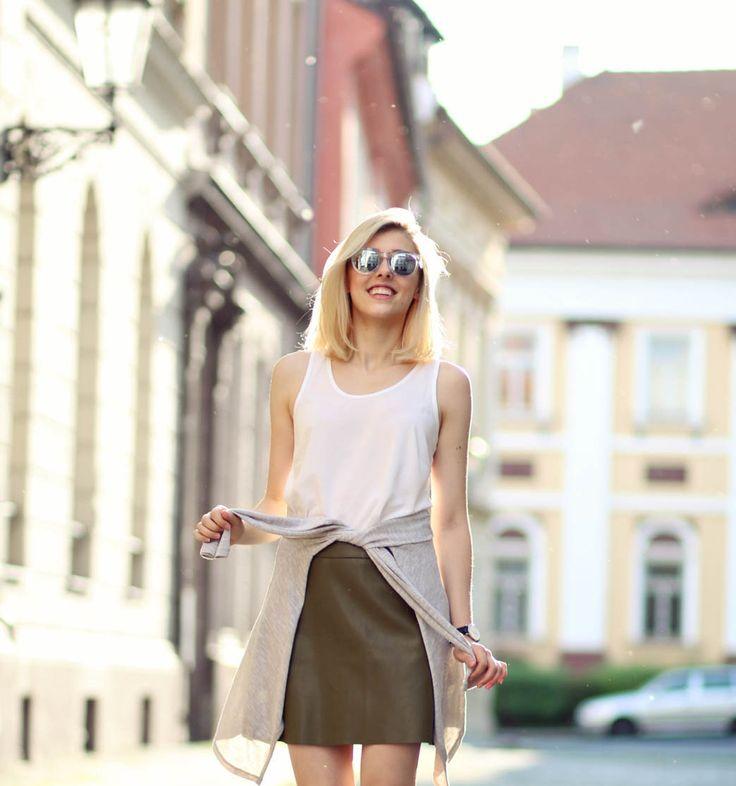 Blogerky ví, jak stylově zvládat vedro