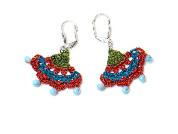 Check out this item in my Etsy shop https://www.etsy.com/listing/234817677/earrings-oriental-style-crochet-earrings