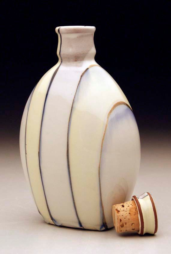 Sean O Connell Pottery. beautiful restraint |Pinned from PinTo for iPad|
