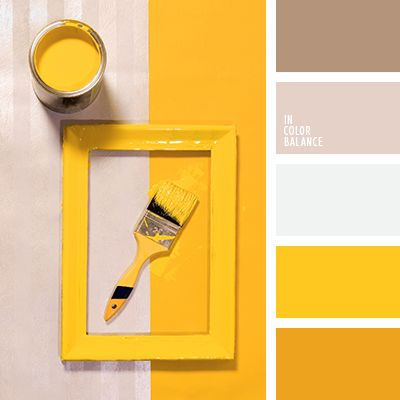 Create a luxurious and unique decoration for the kids' room with these yellow themed projects.