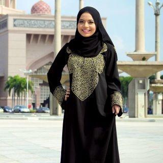 Jubah Abaya 100% Buatan Arab (Mesir)  FREE Shawl Sedondon FREE Postage ke seluruh Malaysia