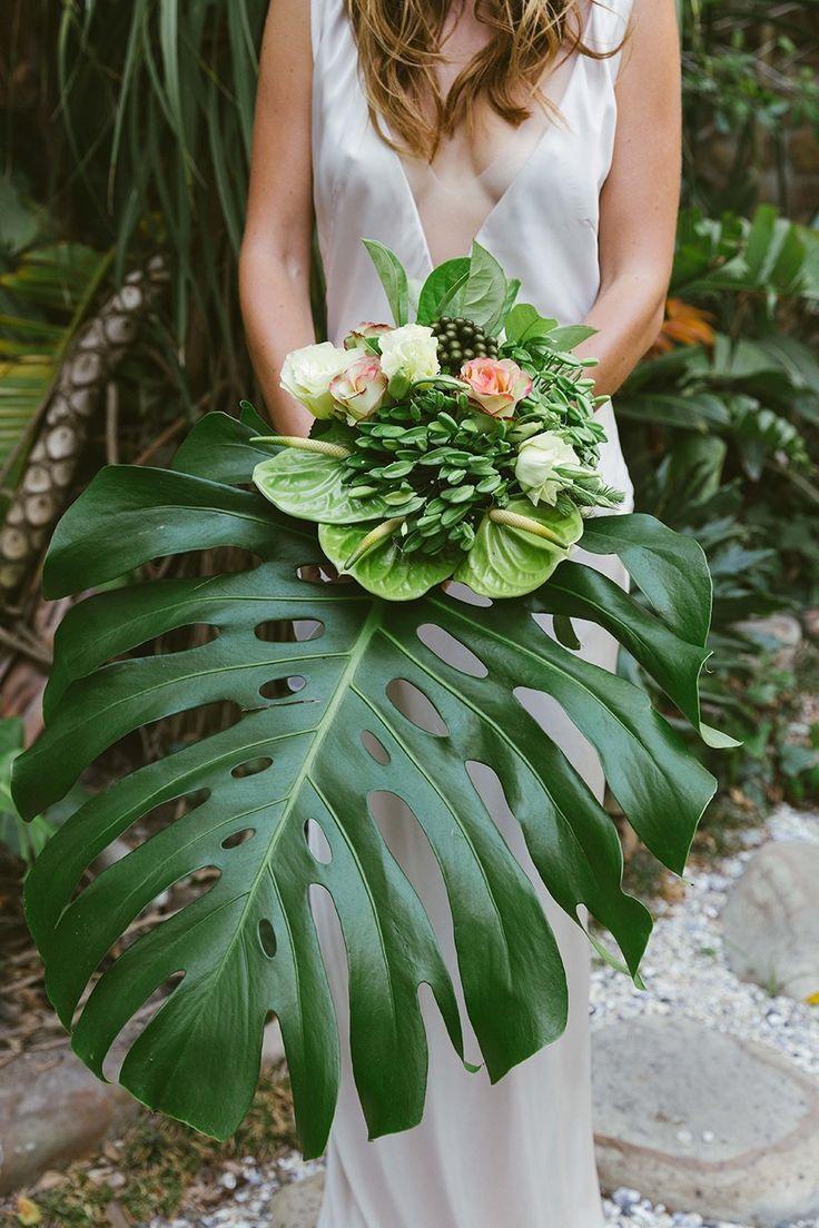 Tropische Brautsträuße   Friedatheres.com