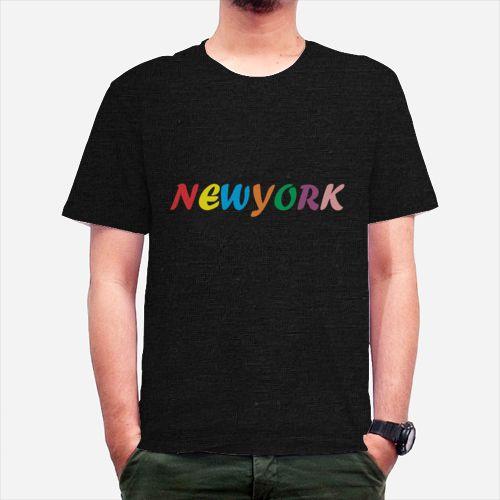 New York dari tees.co.id oleh Gudang Kaos
