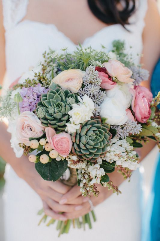57 best of australian wedding flowers bouquets images on pinterest this is a wonderful colourful rustic bridal bouquet recipe we love working with succulents and creating rustic arrangements for any wedding or event mightylinksfo