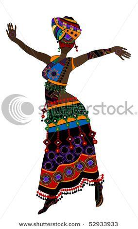 illustr.quenalbertini: African motives