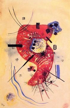 The Athenaeum - Unitled (Wassily Kandinsky - )