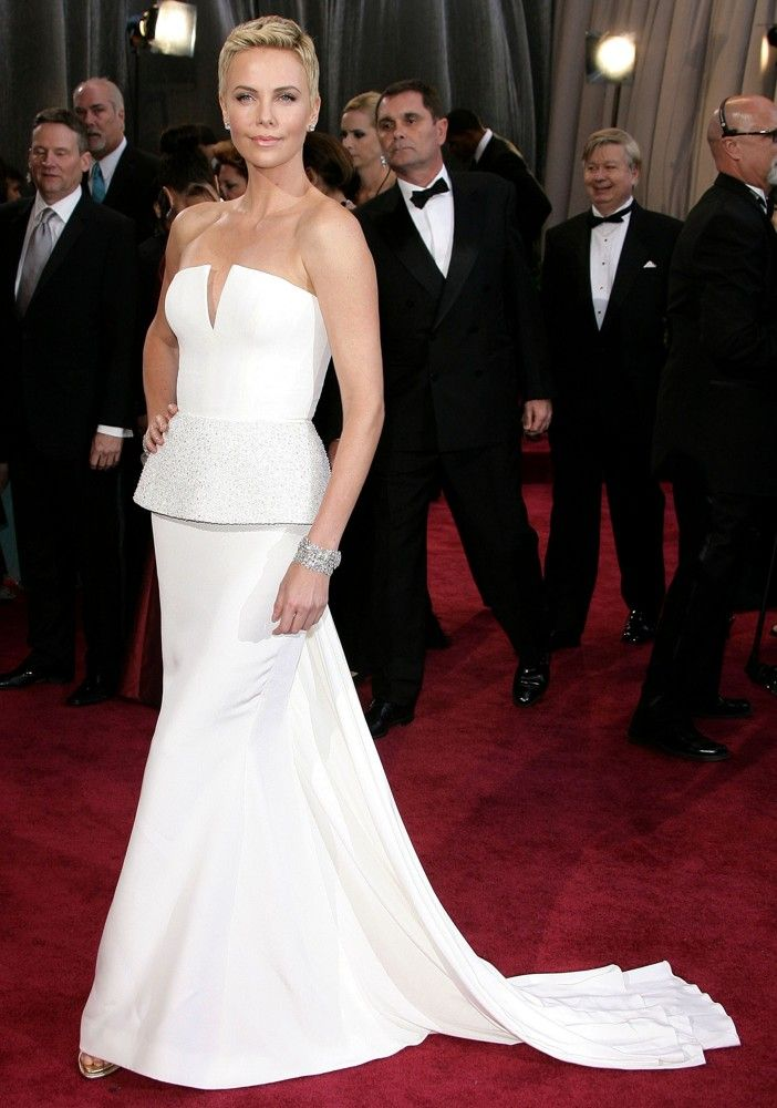 Charlize Theron -The 85th Annual Oscars