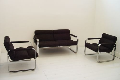 Eero Aarnio Lounge Chairs manufactured in Australia by Framac.