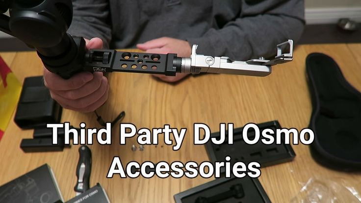 Third Party DJI Osmo Accessories