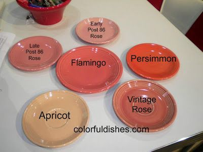 fiestaware christmas light dishes at red