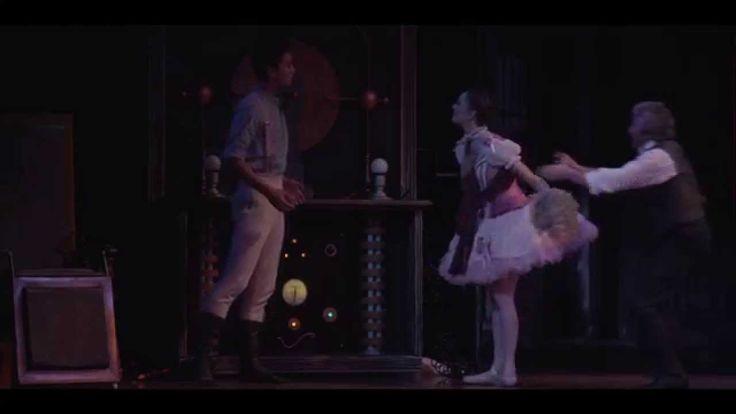 Queensland Ballet's Coppélia 2014