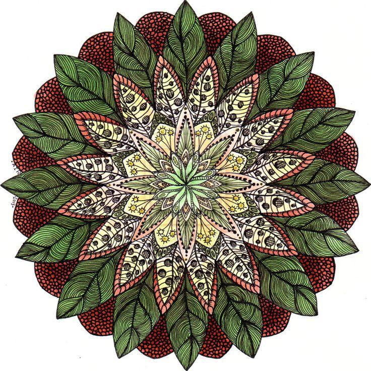 Theta Mandala 3 by *Artwyrd on deviantART