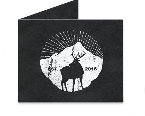 Dynomighty Artist Collective: American mountain deer by barmalisiRTB American mountain deer, Deer, Animal, Art, Design, Illustration, barmalisiRTB