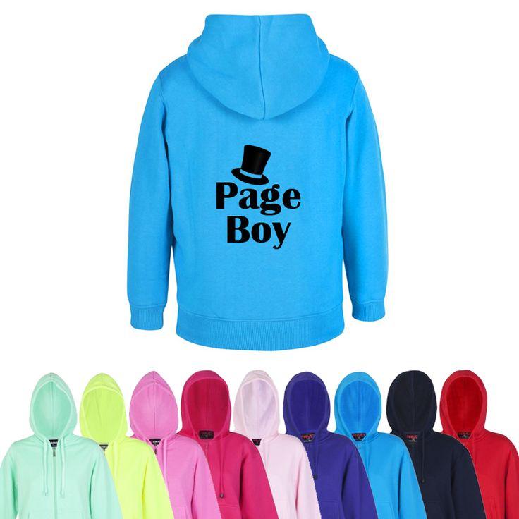 Page Boy Hoodie