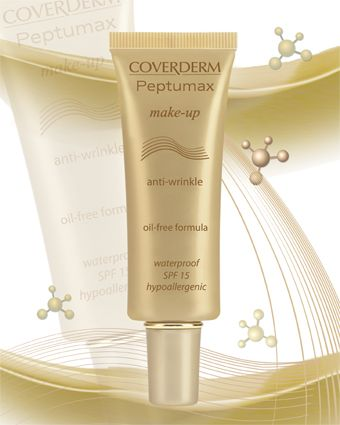 Coverderm Peptumax Make-up