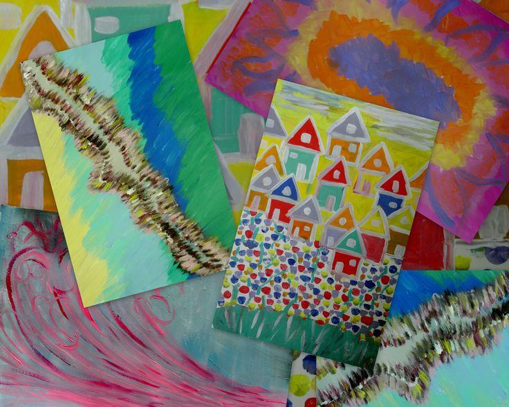 90 best images about idee n voor opdrachten on pinterest de stijl tes and portrait - Ruimte van het meisje verf idee ...
