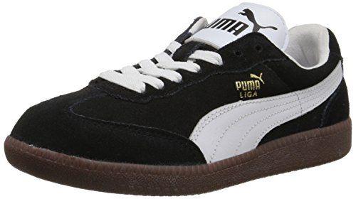 cool PUMA Liga Suede Fashion Sneaker