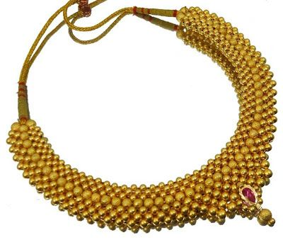 Maharashtrian Wedding Bridal Jewelry