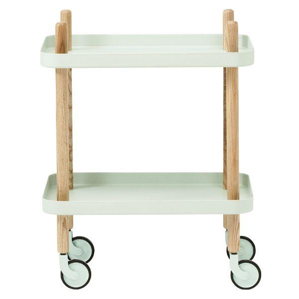 Mint Block table by Normann Copenhagen.
